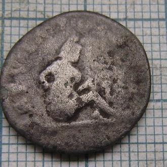 лимесный денарий Луций Вер, покорение Армении