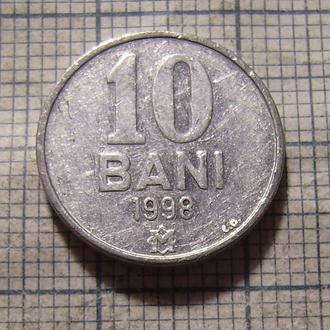 Молдова, 10 бани 1998