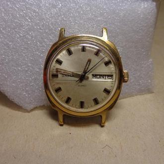 Часы SEKONDA (СЕКОНДА) позолота Au10, СССР
