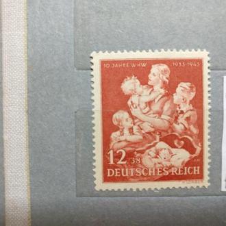 3-й Рейх 1943 г.  № 859  MH