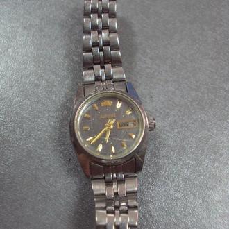 часы наручные с браслетом женские Ориент 21 камней Orient автоподзавод №3089