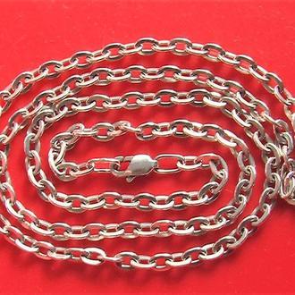 Цепочка серебро 925 пр 14,23 гр. длина 57 см.