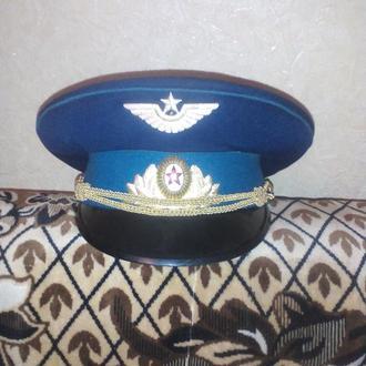 Фуражка парадная авиации СССР.
