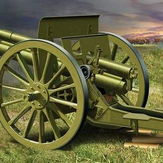 АСЕ 72252 3 inch (76.2mm) Russian gun model 1902/30, 1/72