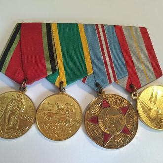 Медаль За освоение целинных земель .