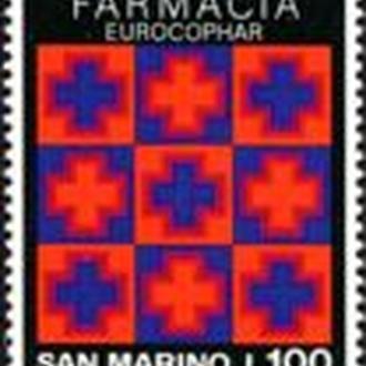Сан Марино 1975 фармация