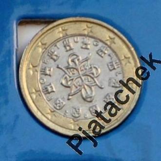 Португалия 1 евро  №2