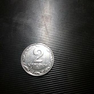 Монеты 2копейки 2001 год