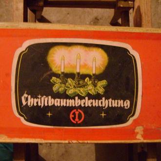 Гирлянда ГДР
