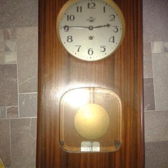 часы настенные СССР 50 гг