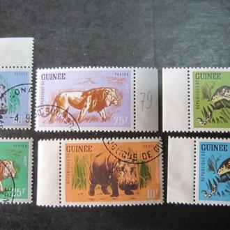 Гвинея 1962