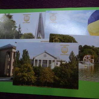 Світловодськ. Україна 2003р. Кременчук. 5 шт.
