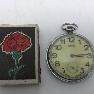 Часы Молния СССР карманные рабочие а 4