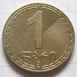 Грузия_ 1 лари 2006 года
