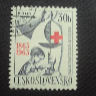 ЧССР 1962 гаш.