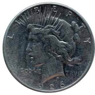 Долар 1926 р