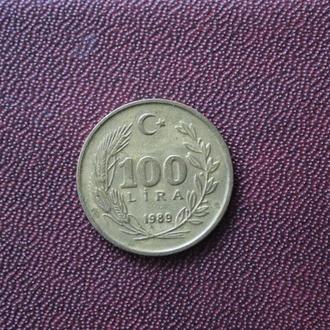 Турция, 100 лир.