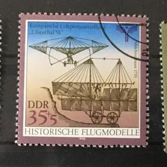1990. ГДР. Авиация