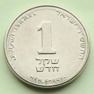 (А) Израиль 1 шекель 2006