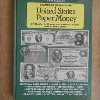 США Каталог бумажных денег ( Бон )