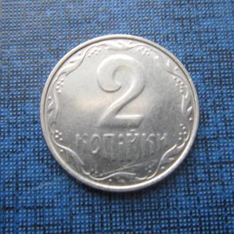 Монета 2 копейки Украина 2010