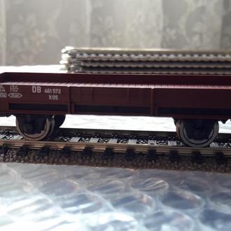 Грузовая платформа Fleischmann DB / Железная дорога Piko,Roco H0 (1:87)