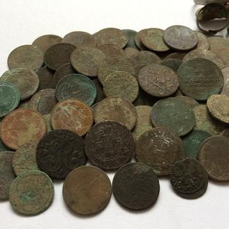 Старая  Европа.  88 монет + 28 предметов. С 1 гривны. Без Резервной цены. 100% оригинал.