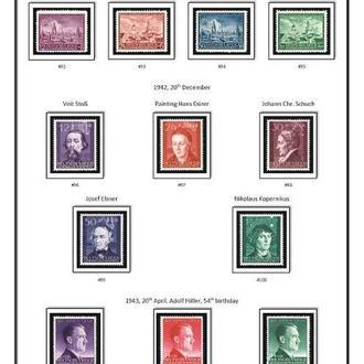 Генерал-губернаторство Польща Третій Рейх 1939-1945 (14 сторінок)