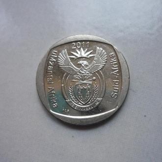 ЮАР 2 рэнда 2011