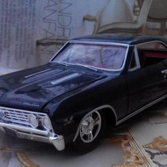 модель авто 1967 Chevrolet Chevelle SS