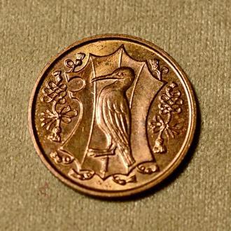 Остров Мэн, 1 пенни 1986 года (4916)