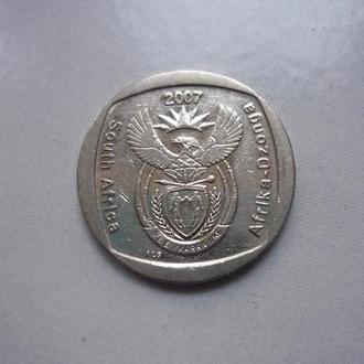 ЮАР 2 рэнда 2007 фауна
