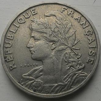 Франция 25 сантим 1904 год