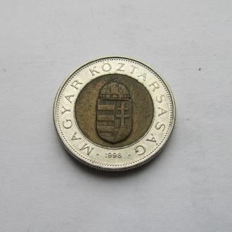 100 фринтов Венгрия 1998 год