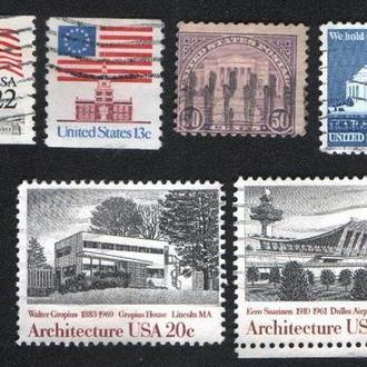 США. Архитектура