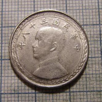 Копия старинной Китайской монеты (11)