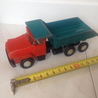 Игрушка автомобиль КРАЗ, СССР