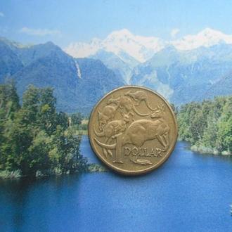 Австралия 1 доллар 2006 года
