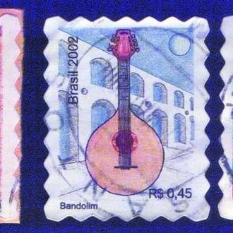 Бразилия (2002) Музыкальные инструменты