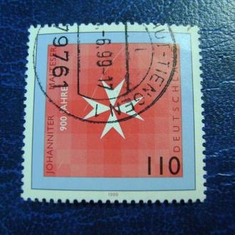 Германия.  Мальтийский крест.