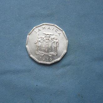 Ямайка 1 цент 1975 год ФАО