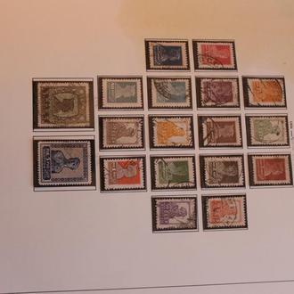 Почтовые марки СССР 1918-1991гг и многих других стран Звягинцева Е.А.