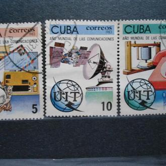 марки Куба