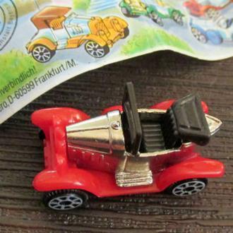 Винтажные автомобили (1998) 620041