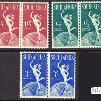 GB ЮАР / RSA 1949 г MLH -