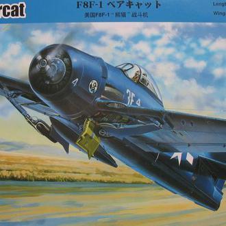 "Сборная модель самолета F8F-1 Bearcat"" 1:48 Hobby Boss 80356"