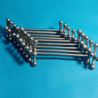 Подставки под приборы набор 9 шт. серебрение