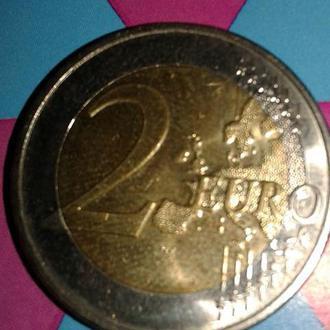 2 евро Германия 2011
