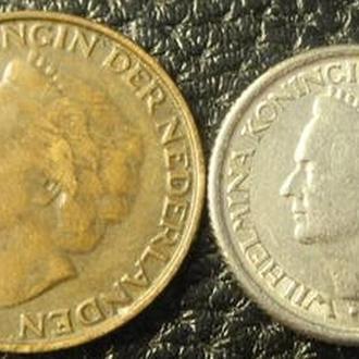 Монети Нідерландів 1948 (Королева Вільгельміна)
