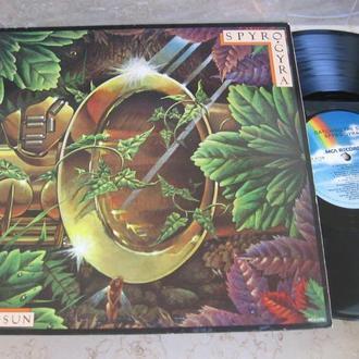 Spyro Gyra – Catching The Sun  (USA)LP